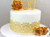 Goldene Hochzeit .