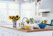 Beach House Decor: Kitchen