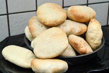 Opskrifter - brød