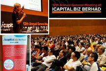 12th AGM of icapital.biz Berhad
