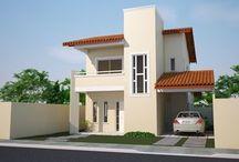 Casas planos