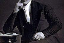 Well-Dressed Men: 1840-1849