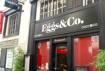 Nice spots for foodies - Paris