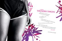 health and fitness / by Nadine Forsyth