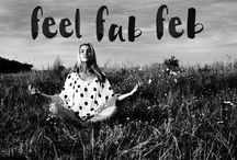 Feel Fab / Make Every Day Just a Little Bit Amazing.   Featuring lifestyle tips, events, recipes & much more.