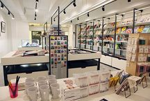 Museum of Moscow - Retail Design by Lumsden / Lumsden has designed the shop for the newly refurbished Museum of Moscow.
