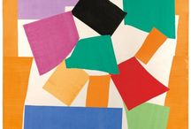 Matisse The Cut-outs / Project for Arts and Crafts (CLIL)