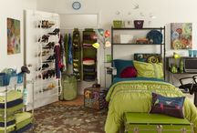 Dorm Room / by Jackie Martell