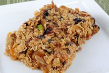 Granola and Oats / Enegry bars and Granola.