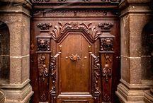Türen weltweit / Hier findest Du die schönsten Türen weltweit.