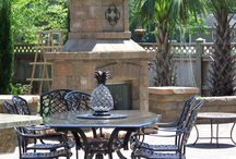 Fireplaces / Outdoor fireplaces