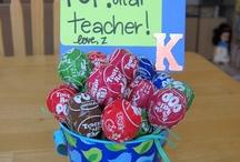 Teacher gift ideas / by Karlie Dartez