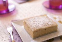 Le gâteau russe à la crème praline