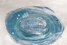 Stitching water
