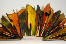 Book Art-Image / Artist's books where images are the primary content.