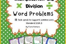 Numeracy word problems