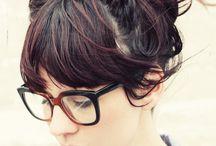 Hair & Makup / by Stella Xazmeen
