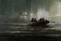 Art:Peder Balke / Norwegian artist 1804-1887