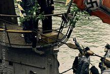 U-BOAT, world war II