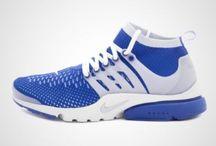 Nike Air Presto Flyknit Ultra Sneakers Racer Blue / Blue Tint-Blue 835570-403