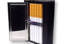 CIGARETTE CASE &  MATCH SAFE
