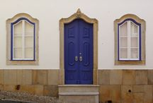 Doors of Southern Portugal