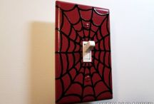 Cool Spiderman Room