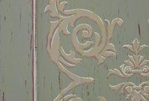 Двери прованс самара / Мастерская Дмитрия Борщенко. Декорирование дверей и мебели. Патинирование, состаривание, прованс, кантри.