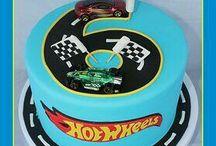 Ronnie's bday cake