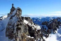 Bayerische Alpen / Bavarian Alps