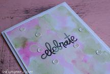 Paper Smooches Card Ideas