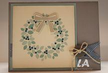 Stamping-Winter Wonderous Wreath