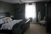 Bedroom Ideas / by Kari Barscewski