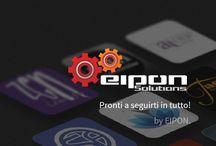 APPLICAZIONI MOBILE / Progettazione  e Realizzazioni applicazioni aziendali e sportive per dispositivi IOS e Android. Portfolio
