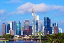 frankfurt / Gebäude auf Frankfurt