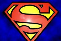Símbolos de Superman.