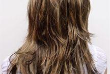 lang haar / Hair
