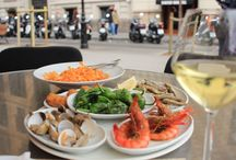 Eten en drinken in Barcelona / Notes over eten en drinken in Barcelona