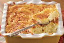Thanksgiving recipe ideas / by Sheila