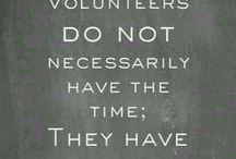 My Volunteering Call