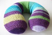 Almuada de viaje #crochet
