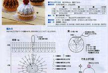 Wzory amigurumi cupkaces
