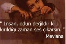 özlü sözler türkçe