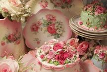 Shabby Chic #2 / Just beautiful things I love mostly PINK