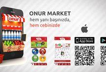 Onur Market Mobil Uygulama / Bizi takip eden kazanıyor. Onur market mobil uygulamasını indir güncel kampanyalardan, yarışmalardan ilk sen haberdar ol. iTunes : http://goo.gl/xLRbhv Google Play : http://goo.gl/DCsoXo