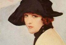 Vintage Ladies in Hats