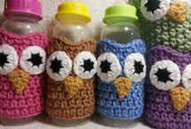 bottle covers / by Isabel Mould
