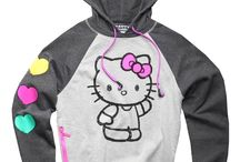 Hello Kitty X HoodieBuddie / by HoodieBuddie