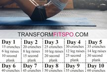 30 day Ab exercises
