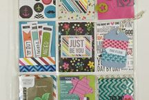 pocket letter pals {inspiration}